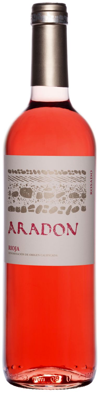 Aradon - D.O.Ca. Rioja Rosado  0,75 l - Vinicola Riojana de Alcanadre