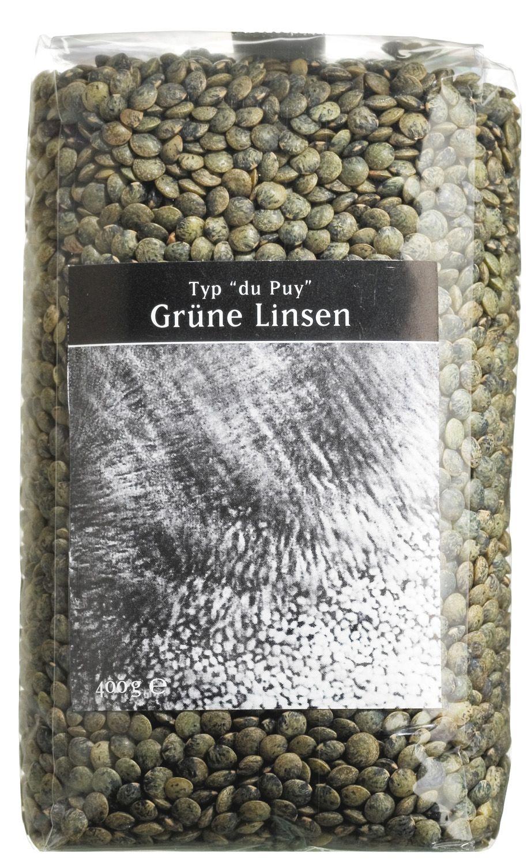 Grüne Minilinsen - Viani 400g
