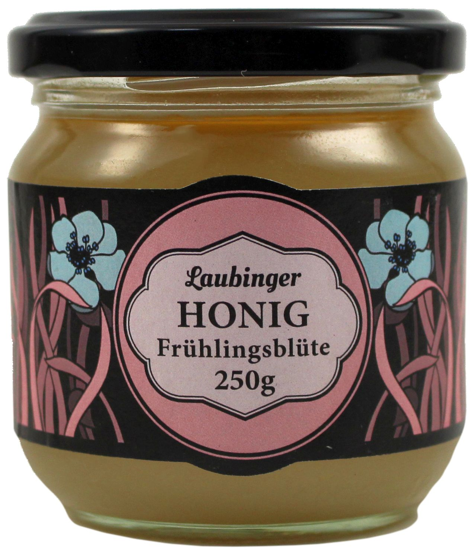 Honig Frühlingsblüte - Imkerei Laubinger 250g - Honig aus Leipzig und Umgebung