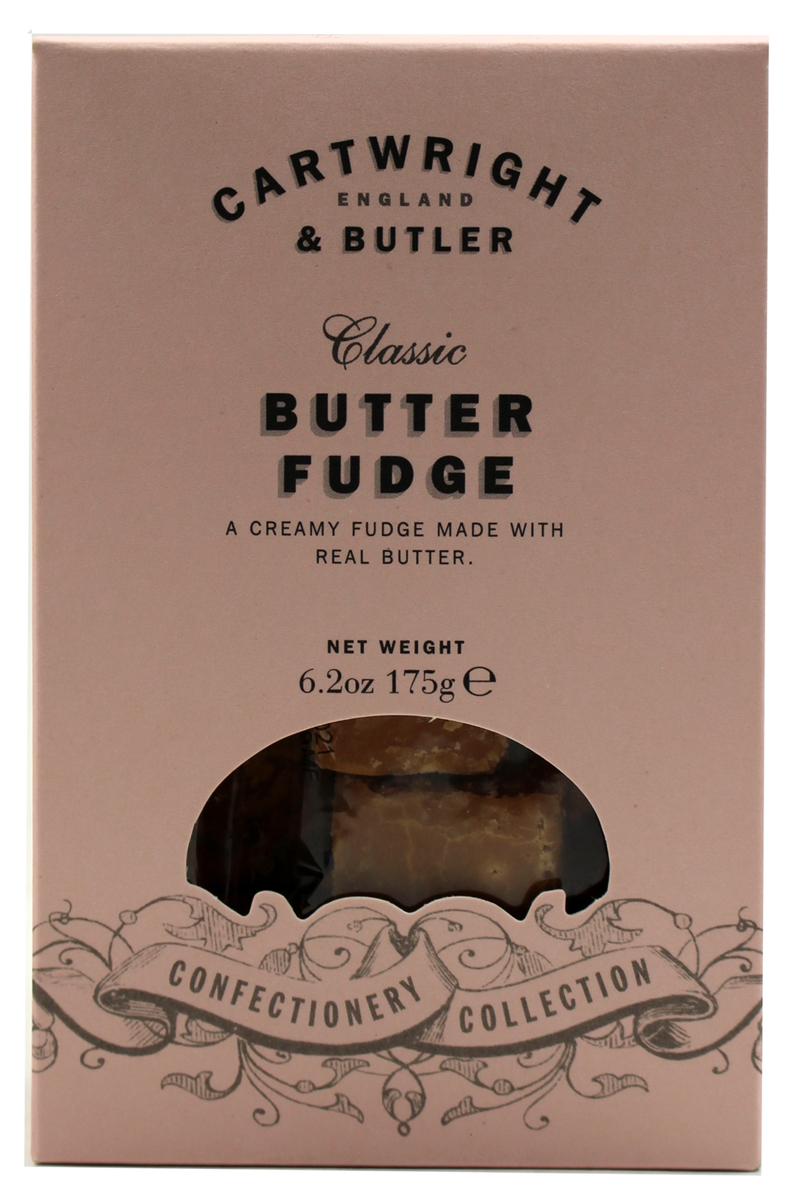 Butter Fudge - Weichkaramell mit Butter 175g - Cartwright & Butler, East Yorkshire