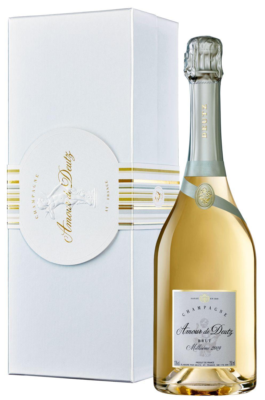Amour de Deutz Brut - Blanc de Blancs - Champagne Deutz, Ay, 0,75 l
