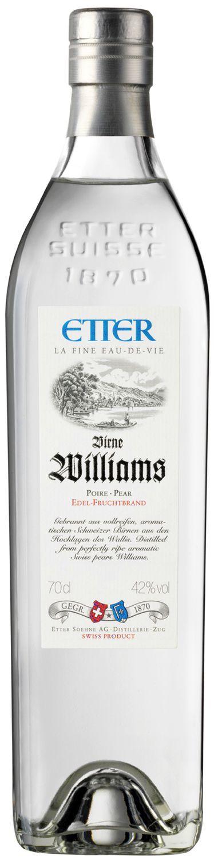 Williams - Etter Schweiz - 42% Vol. 0,70 l