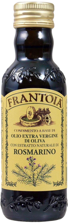 Olio extra vergine di Oliva Rosmarino - Frantoia 250 ml - Sizilien