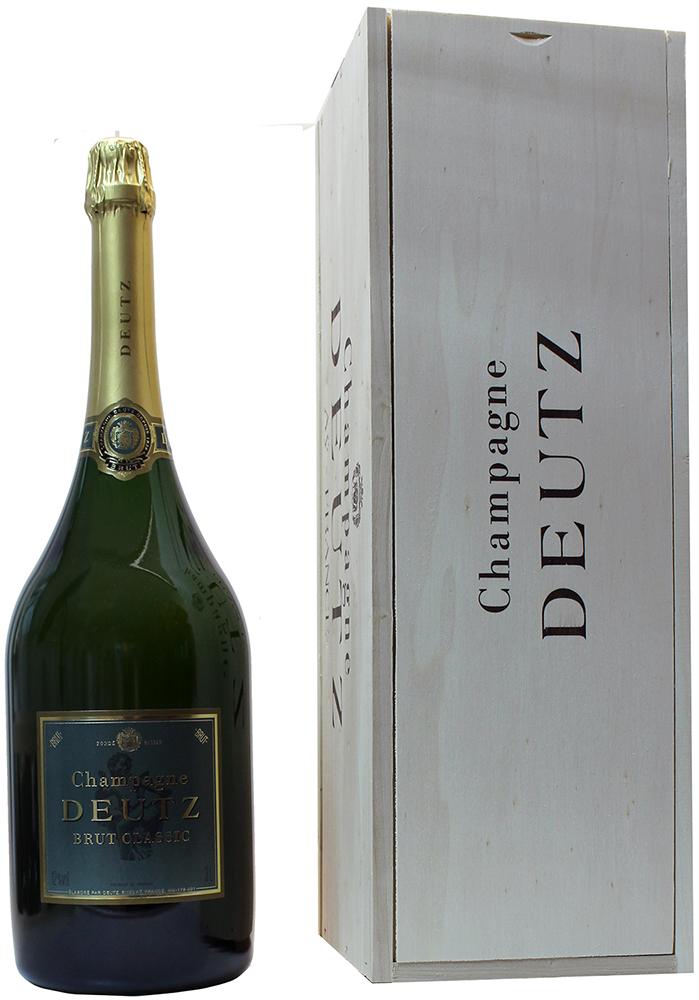 Champagner Deutz - Brut Classic - Jeroboam  3,00 l