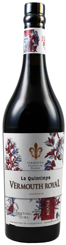 La Quintinye - Vermouth Royal Rouge - 16,5% Vol.  0,75 l