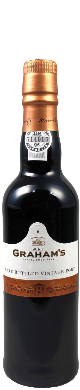 Grahams - Late Bottled Vintage Port - 20% Vol.  0,375 l