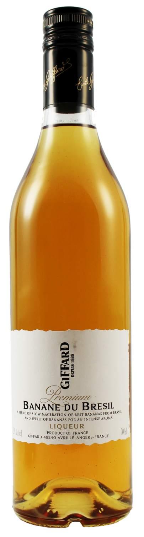 Banane du Bresil - Giffard Premium Likör - 25% 0,70 l