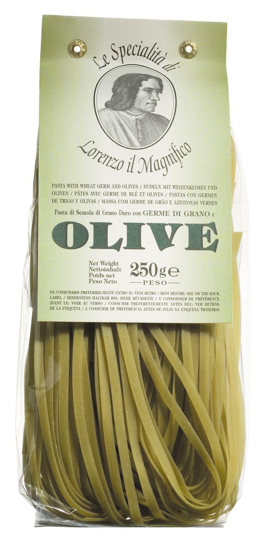 Fettuccine mit Oliven - Lorenzo di Magnifico 250g