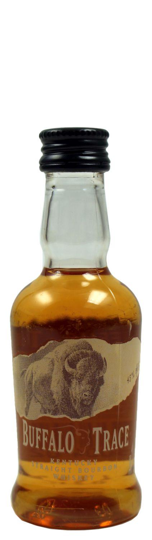 Buffalo Trace - Kentucky Straight Bourbon Whiskey - 45% Vol.  0,05 l