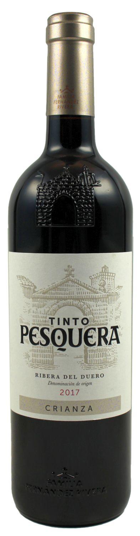 Tinto Pesquera - D.O. Ribera Del Duero Crianza  0,75 l - Bodegas Alejandro Fernandez
