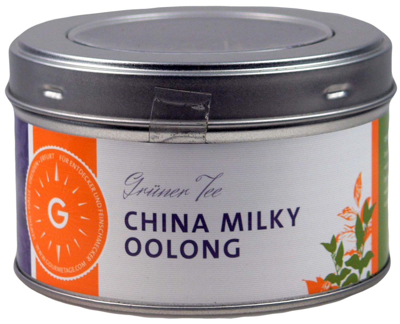 Milky Oolong - Grüner Tee 100g - Gourmetage Finest Selection