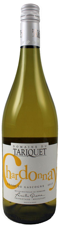 Chardonnay - Cotes de Gascogne - Domaine du Tariquet 0,75 l