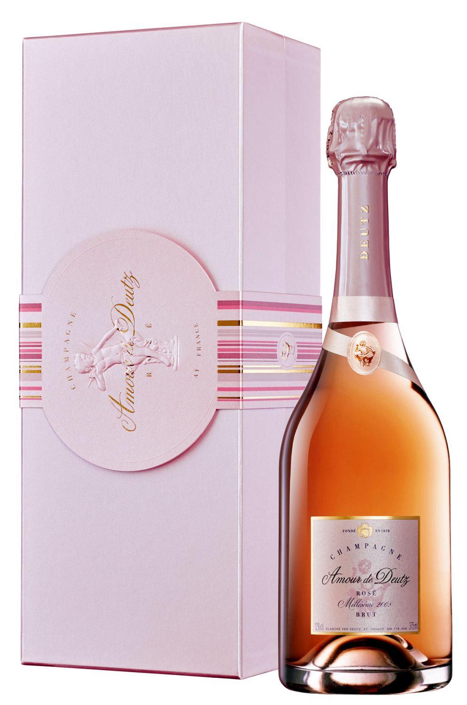 Amour de Deutz Brut Rose - Champagne Deutz, Ay - 0,75 l