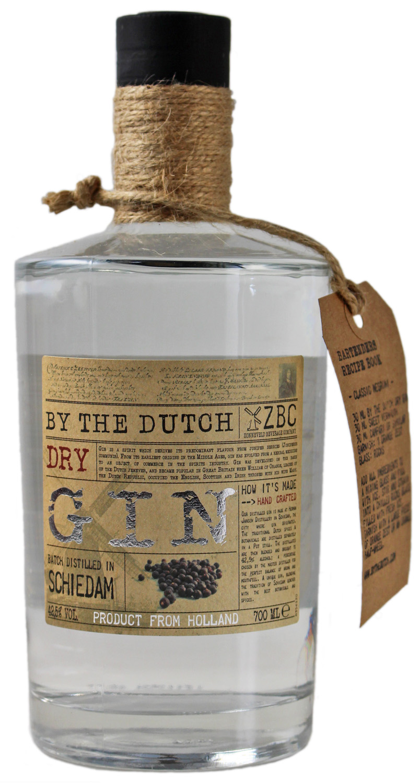 By the Dutch Gin - Schiedam, Holland - 42,5% Vol.  0,70 l
