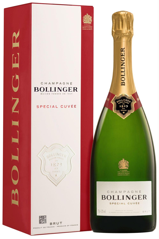 Bollinger Special Cuvee Brut - Champagner - 0,75 l