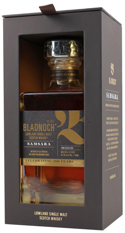 Bladnoch Samsara - Lowland Single Malt Whisky - 46,7% Vol.  0,70 l