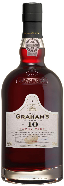Grahams - 10 Jahre - Tawny Port - 20% Vol.  0,75 l
