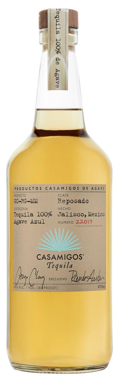 Casamigos Tequila Reposado - 40% Vol.  0,70 l