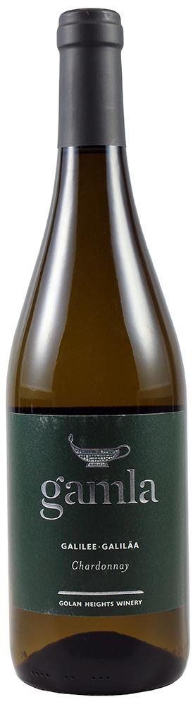 Chardonnay - Kosher Lamehadrin, Kosher for Passover - Gamla, Golan Heights Winery  0,75 l