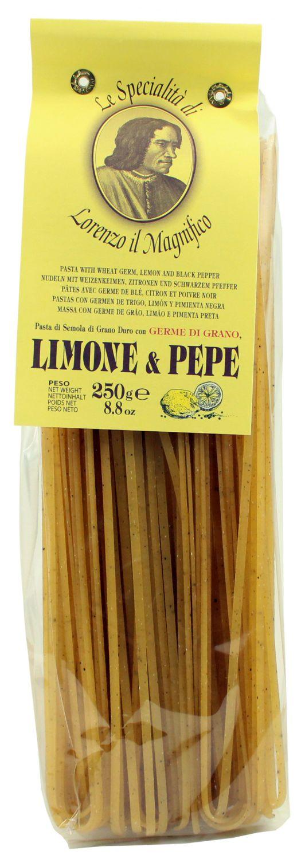 Linguine al Limone e Pepe - Lorenzo di Magnifico 250g