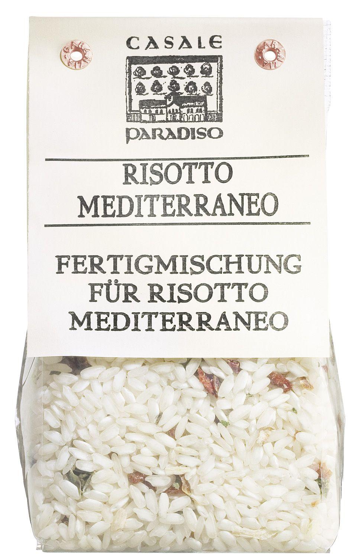Risotto mediteraneo - mit mediteranen Gewürzen 300g - Casale Paradiso
