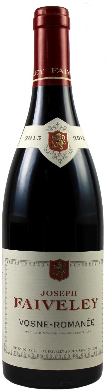 2013er Vosne Romanee AC - Joseph Faiveley - Cote de Nuits, Burgund 0,75 l