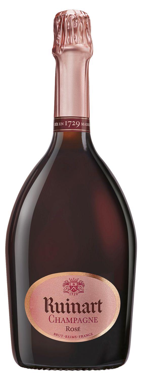 Champagner Ruinart - Brut Rose - 0,75 l