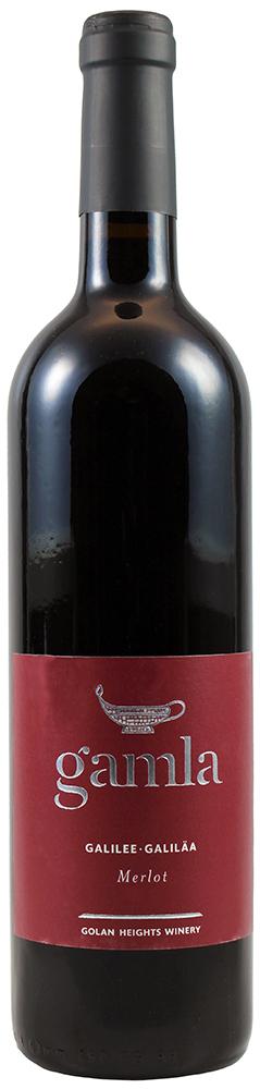 Merlot - Kosher Lamehadrin, Kosher for Passover - Gamla, Golan Heights Winery  0,75 l