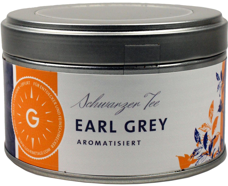 Earl Grey - aromatisierter schwarzer Tee 100g - Gourmetage Finest Selection