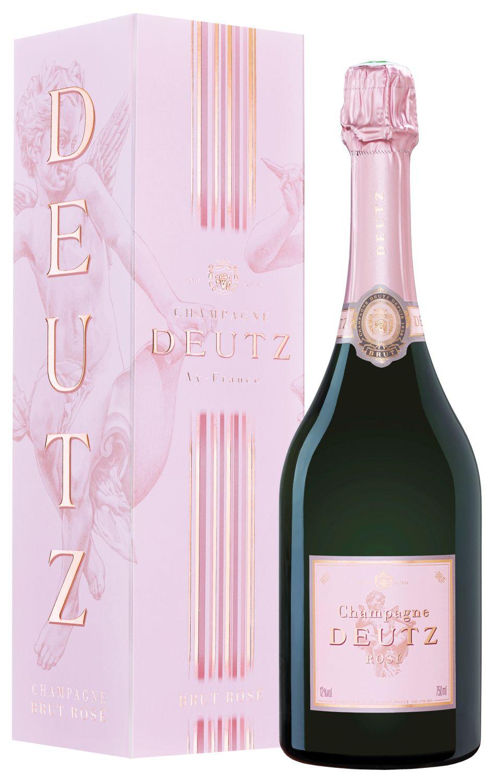 Champagner Deutz - Rose Brut - 0,75 l