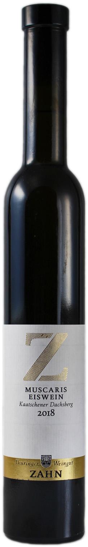 Muscaris Eiswein - Kaatschener Dachsberg  0,375 l - Thüringer Weinhaus Zahn