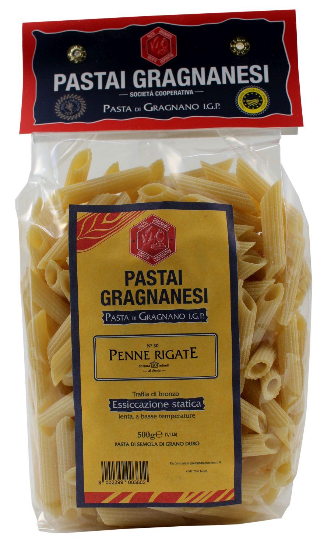 Penne Rigate - Pasta di Gragnano 500g