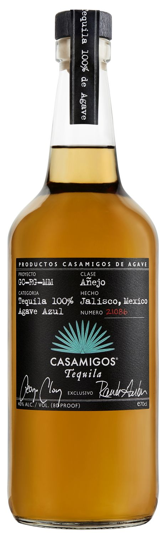 Casamigos Tequila Anejo - 40% Vol.  0,70 l