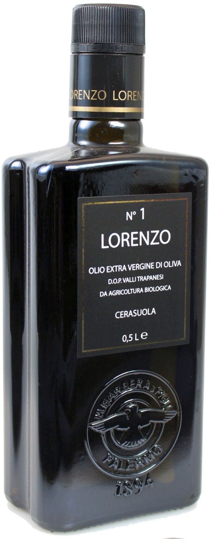 Lorenzo Numero 1 Barbera - Olio Extra Vergine - di Oliva Cerasuola 500ml