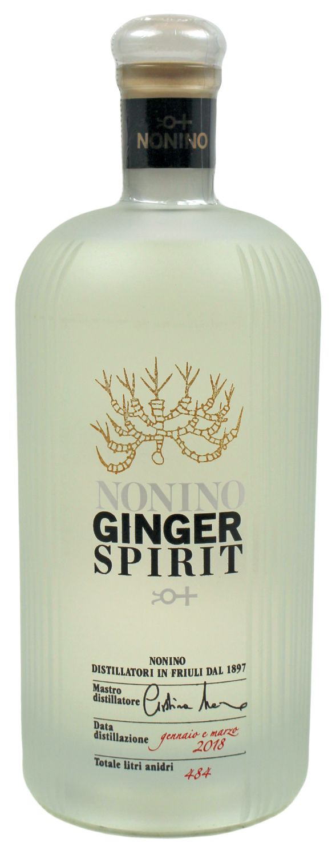Ginger Spirit - Nonino - 50% Vol.  0,50 l
