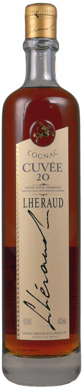 Lheraud - Cuvee 20 Jahre - 43% Vol. 0,70 l