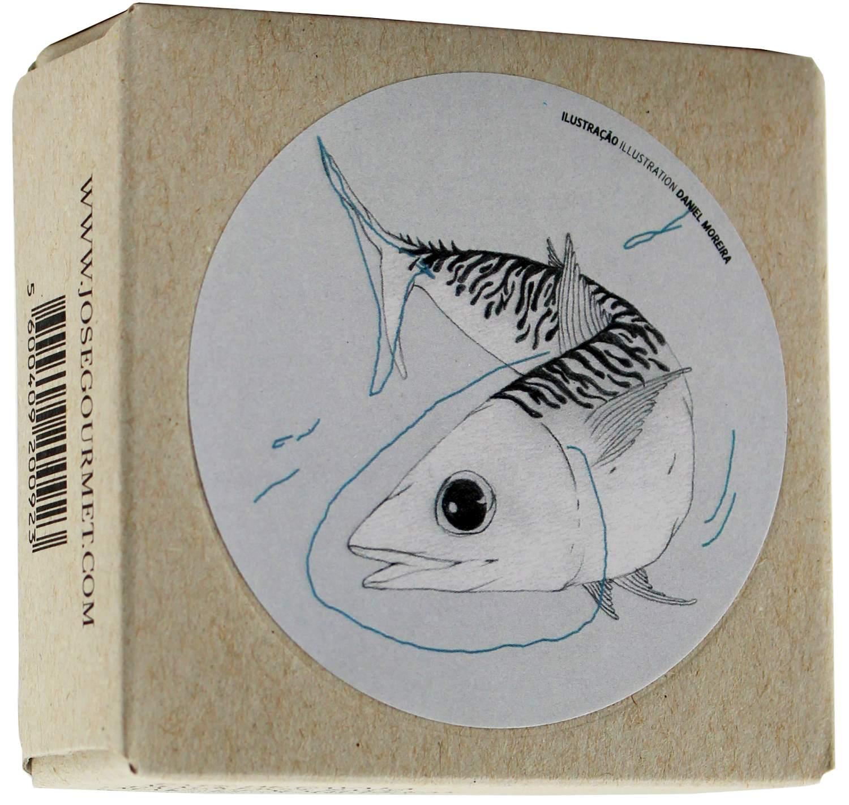 Makrelen Mousse - Jose Gourmet 75g - Portugal