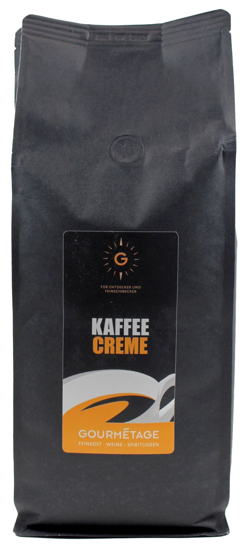 Gourmetage - Kaffee Creme Bohnen 1kg