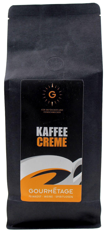 Gourmetage - Kaffee Creme Bohnen 500g