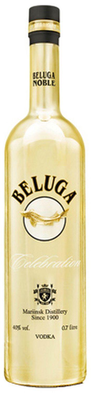 Beluga Celebration Vodka - 40% Vol.  0,70 l