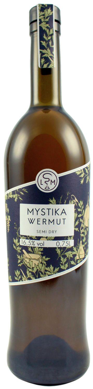 Mystika Wermut - 16,5% Vol.  0,75 l - Leipziger Spirituosen Manufaktur