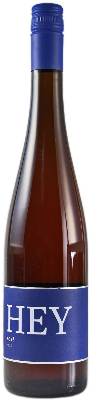 Roseweincuvee trocken - Weingut Hey, Saale Unstrut  0,75 l