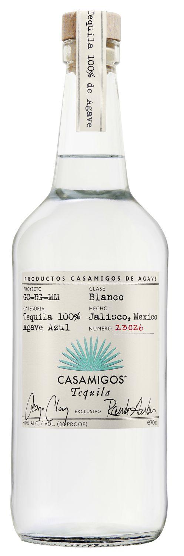 Casamigos Tequila Blanco - 40% Vol.  0,70 l