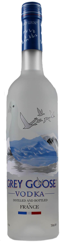 Grey Goose Vodka - 40% Vol. 0,70 l - Frankreich