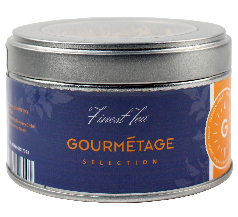 Orange Grapefruit - aromatisierter Früchtetee 120g - Gourmetage Finest Selection
