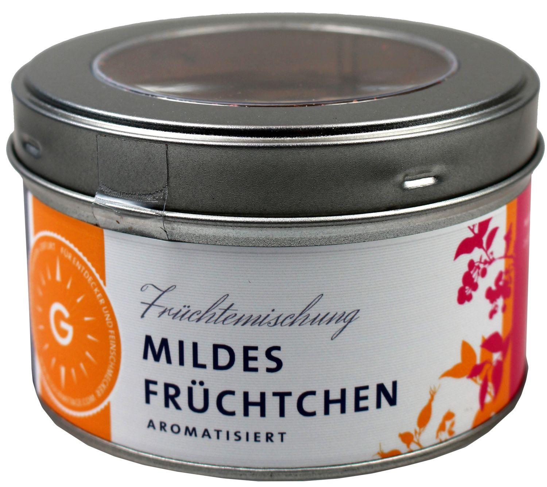 Mildes Früchtchen - aromatisierter Früchtetee 100g - Gourmetage Finest Selection