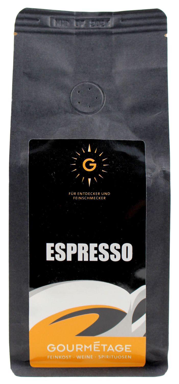 Gourmetage - Espresso Bohnen 250g