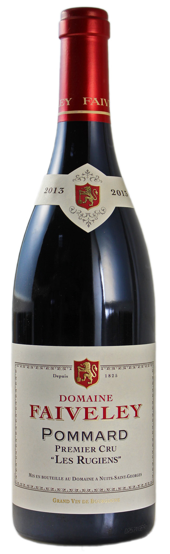 2013er Pommard 1er Cru Les Rugiens - Domaine Faiveley - Cote de Beaune, Burgund 0,75 l