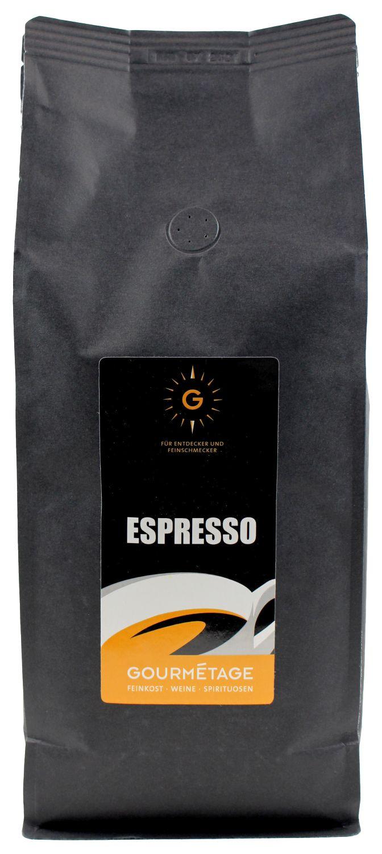 Gourmetage - Espresso Bohnen 1kg