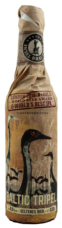 Baltic Tripel - Rügener Insel-Brauerei, Rambin - 9,5% Vol.   0,33 l